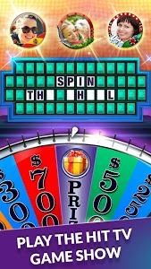 screenshot of Wheel of Fortune: Free Play version 3.42