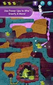screenshot of Where's My Water? 2 version 1.7.0