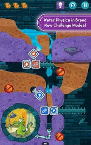 screenshot of Where's My Water? 2 version 1.8.0