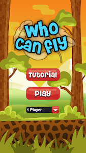 screenshot of Who Can Fly version 1.1