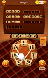 screenshot of Word Cafe - Word Connect & Word Finder Puzzle version 1.2