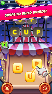 screenshot of Word Connect Party - Word Cookies version 1.0.9