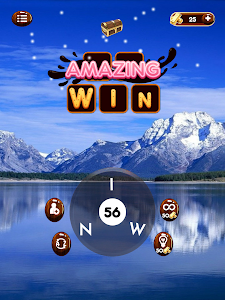 screenshot of Word Time - Timed Puzzle Game version 1.0.1