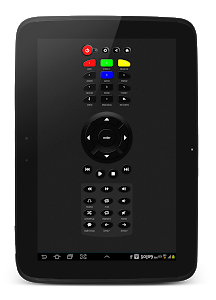 screenshot of Remote for Xtreamer version 2.37.20190427