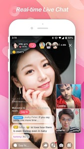 screenshot of Yome Live - Watch Hot Videos, Make Friends Nearby version 1.4.2