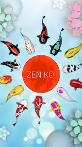 screenshot of Zen Koi version 1.10.1
