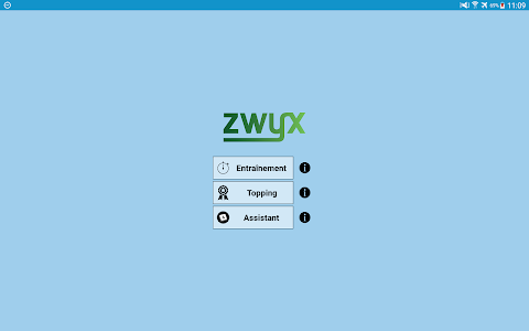 screenshot of Zwyx - 7 lettres duplicate version 8.3.7