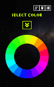 screenshot of color matching version 1
