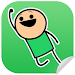 cyanide happiness Wastickerapps for WhatsApp