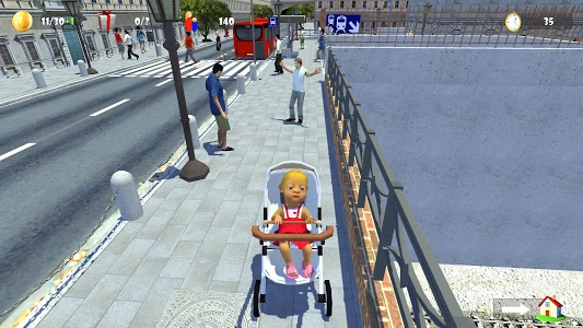 screenshot of i Live - You play he lives version 2.11