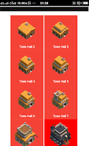 screenshot of layout for clash of clans version 3.5.6