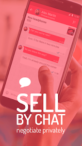 screenshot of letgo: Sell and Buy Used Stuff version 13.05.01
